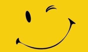Uśmiech to taka krzywa, która wszystko prostuje.